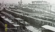 Engines Sheds and Sidings at Pontypool Rd